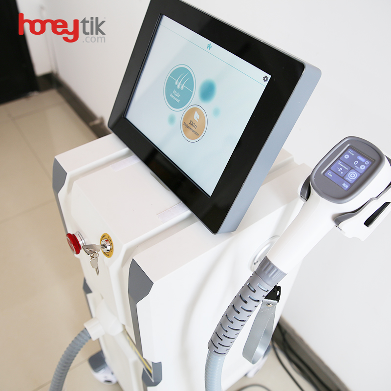 diode 808 laser hair removal machine hair laser removal professional painless beauty salon use