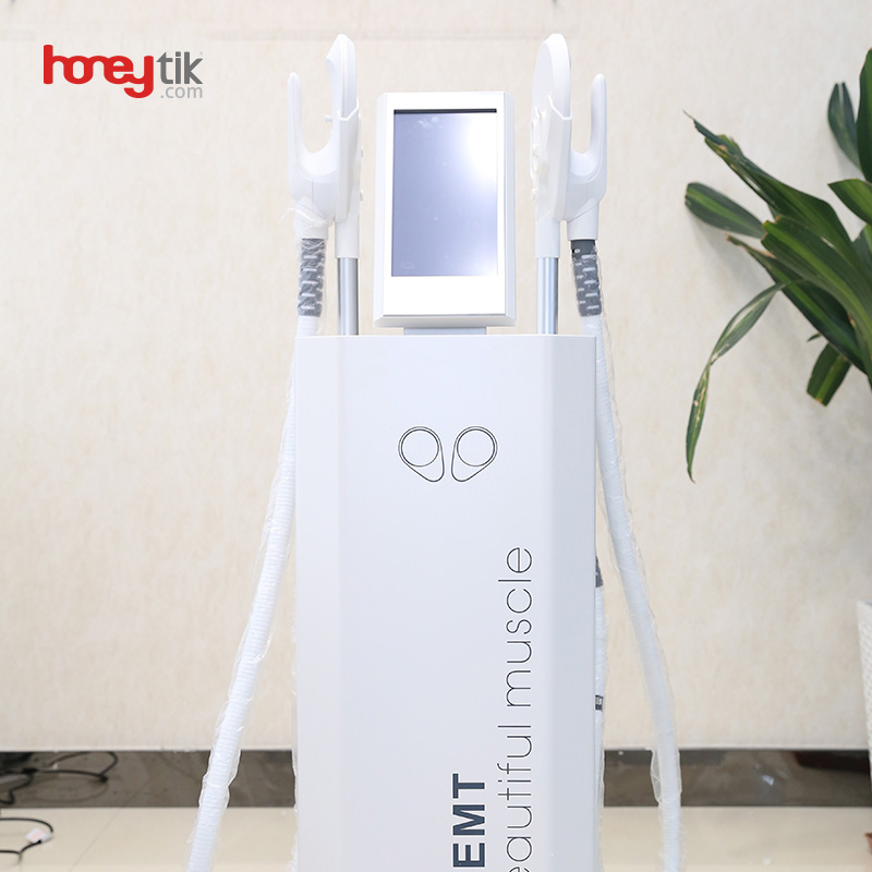 Body slimming machine ems newest technology hiemt electromagnetic muscle
