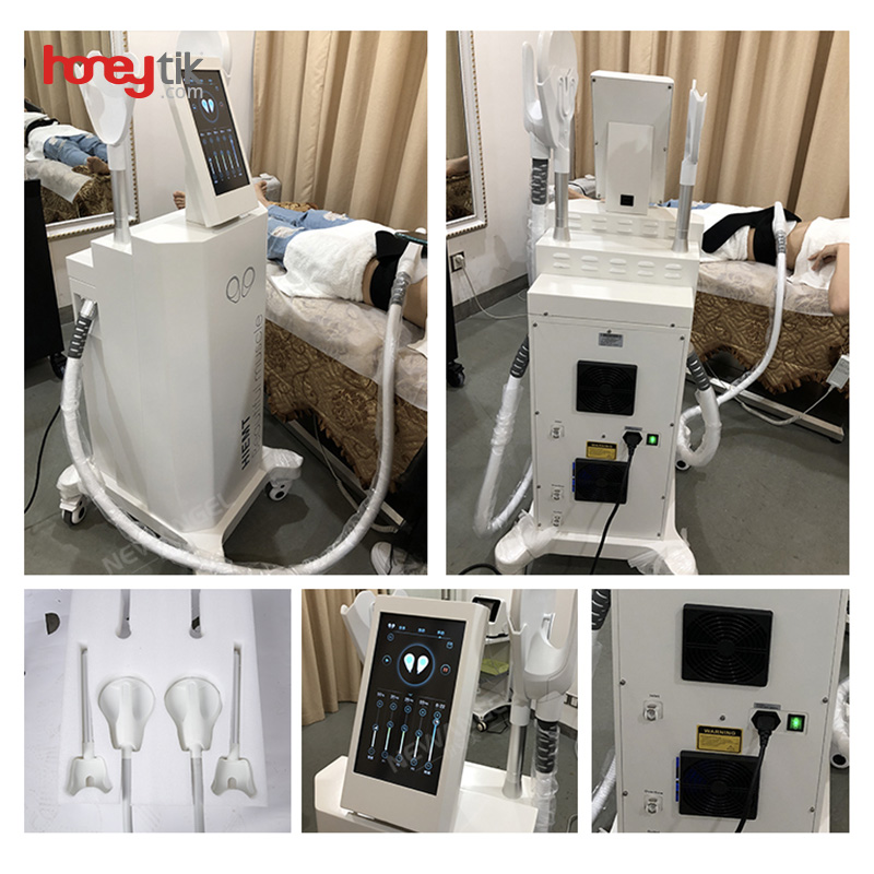 Hiemt muscle build cellulite removal machine noninvasive pro