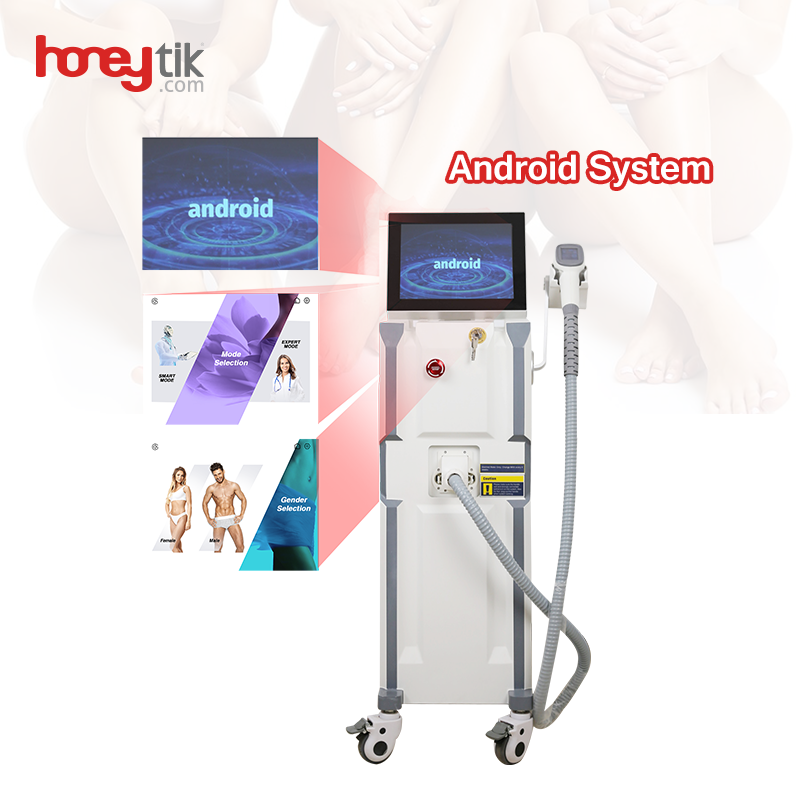 Diode Laser Hair Removal Machine Factory Price Professional Arm Leg Face Hair Removal Skin Rejuvenation