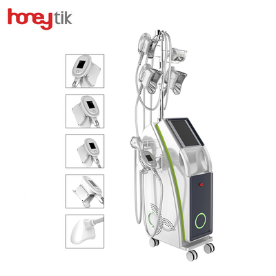 5 in 1 new professional cryolipolysis fat freezing machine for body slimming ETG50-6S
